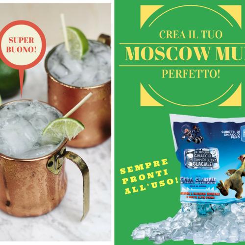 Moscow Mule fai da te