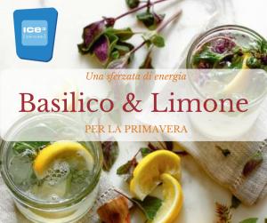 Basilico e limone