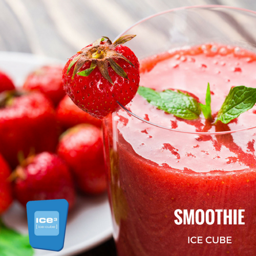 smoothie fragole Ice cube