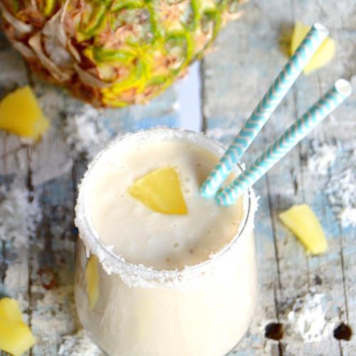 smoothie-ananas