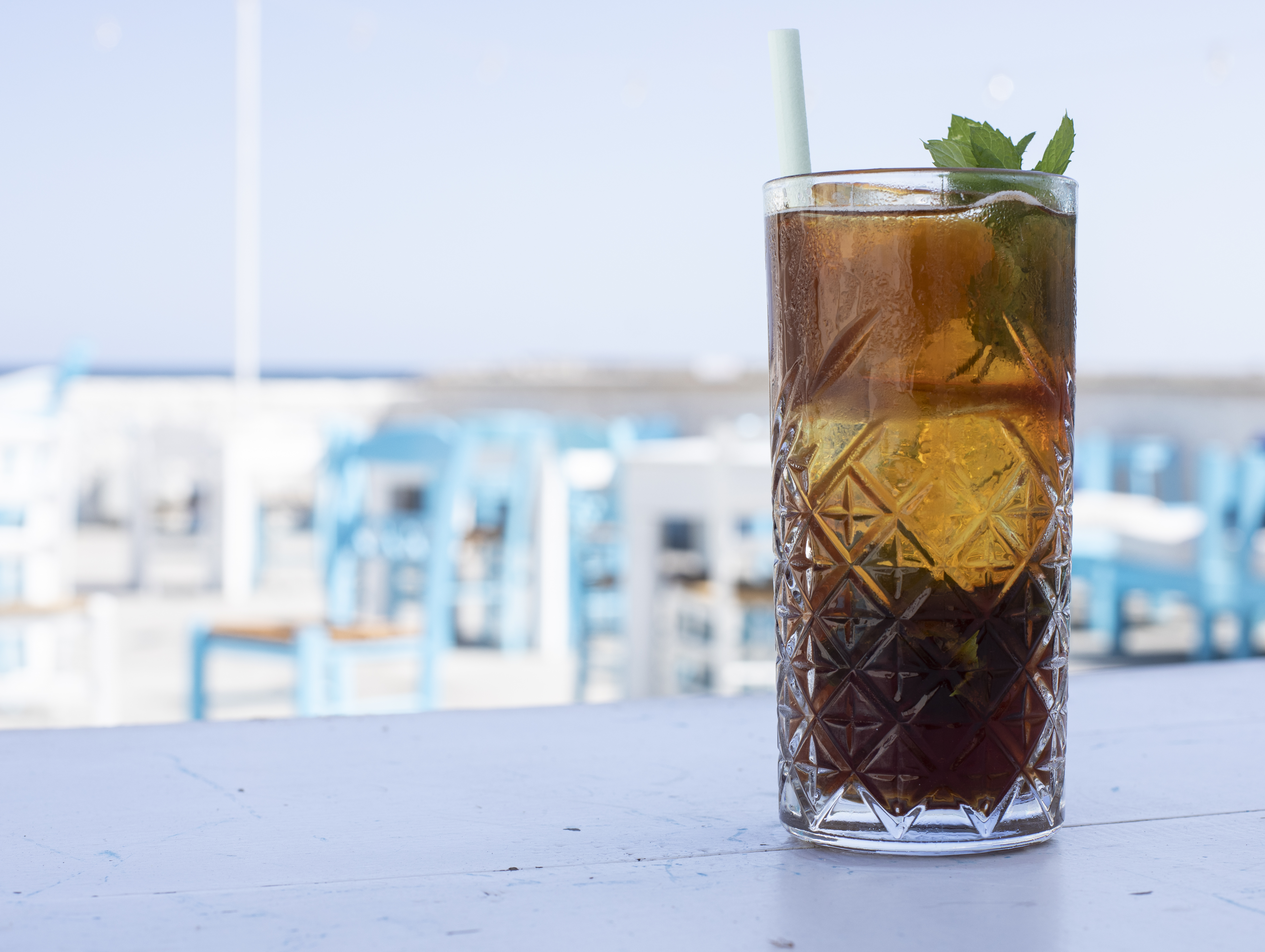 black island cocktail