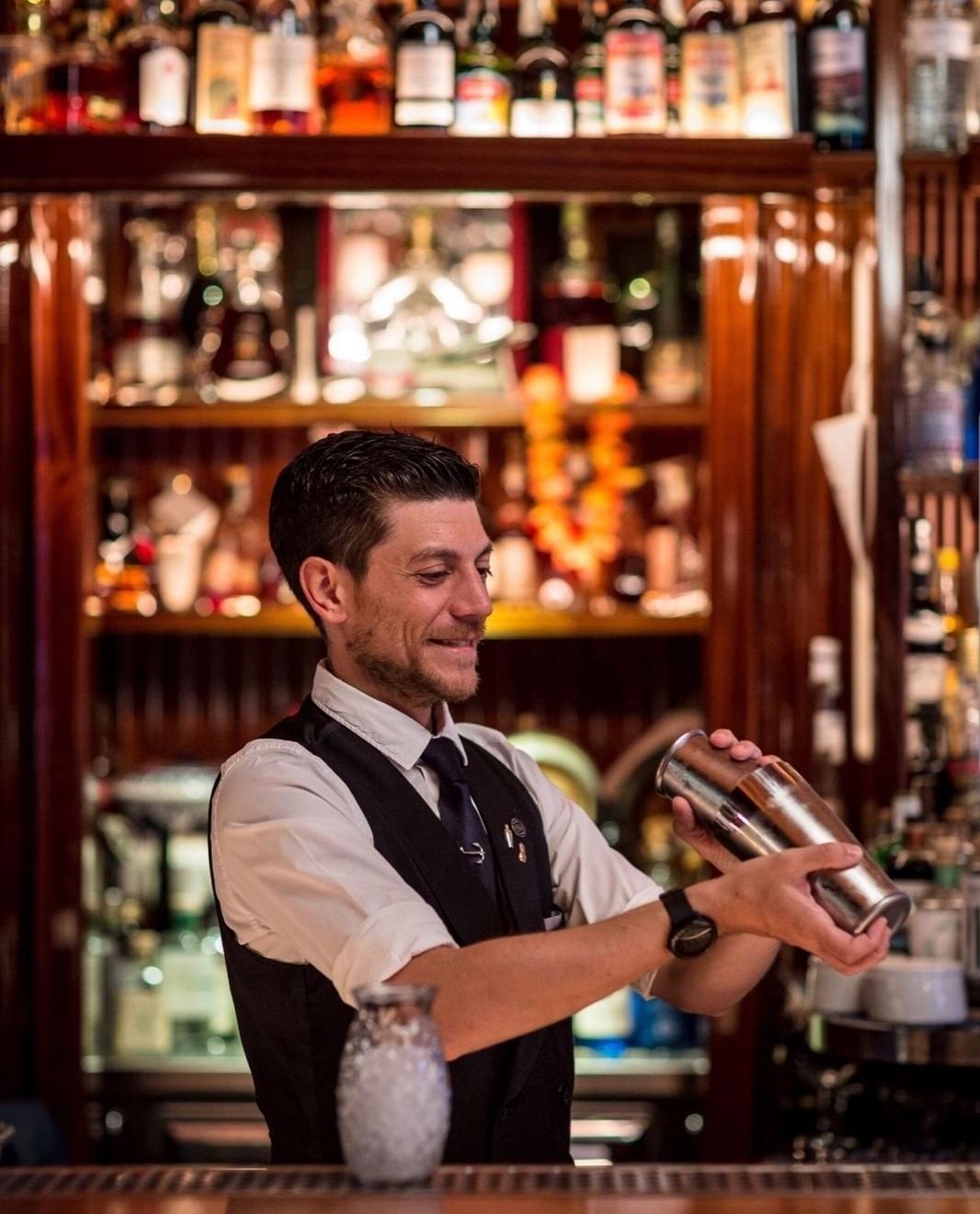 gabriele tammaro bartender